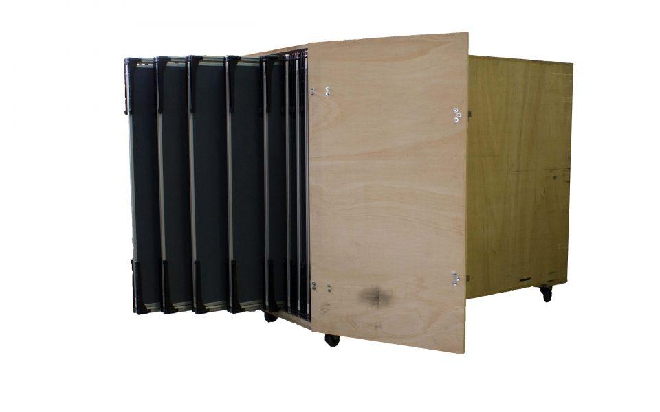 Stellwand-Box